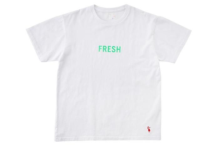 ショートスリーブTシャツFRESH